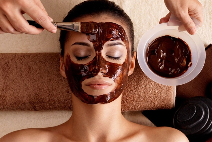 diy coffee face-mask - 735x495