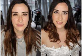 1 - Bridal Makeup and Hair