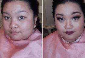 14 - Full Glam Makeup