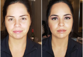 27 - Before and After Makeup by Design