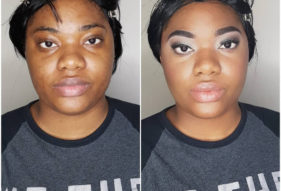 28 - Before and After Makeup by Design