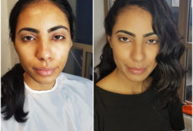 29 - Before and After Makeup by Design