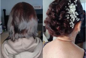 3 - Hair Updo