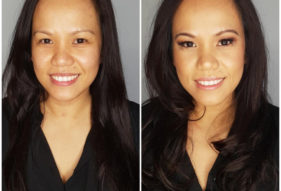 30 - Before and After Makeup by Design
