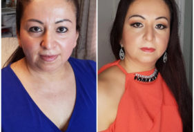 31 - Before and After Makeup by Design