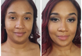 32 - Before and After Makeup by Design