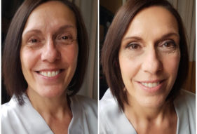 37 - Before and After Makeup by Design
