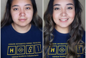 39 - Before and After Makeup by Design