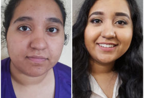 40 - Before and After Makeup by Design