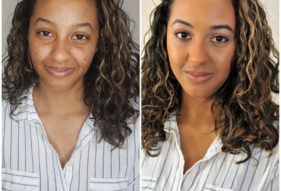 41 - Before and After Makeup by Design