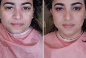 8 - Glam Makeup