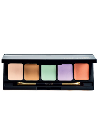 Tonos Cosmetics | Professional Palletes | Camouflage Skin Highlight & Contour Palette | vegan and cruelty free makeup