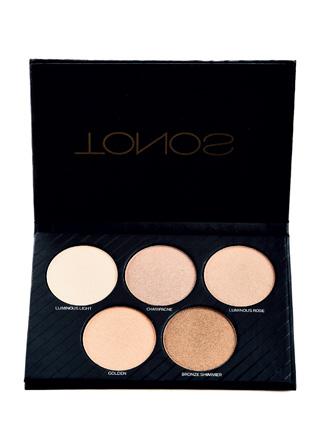 Tonos Cosmetics | Professional-Palletes | Magic Lumiere Highlighting Palette | vegan and cruelty free makeup